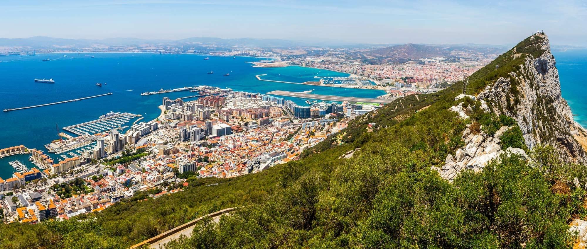 Noleggio Aston Martin a Gibilterra