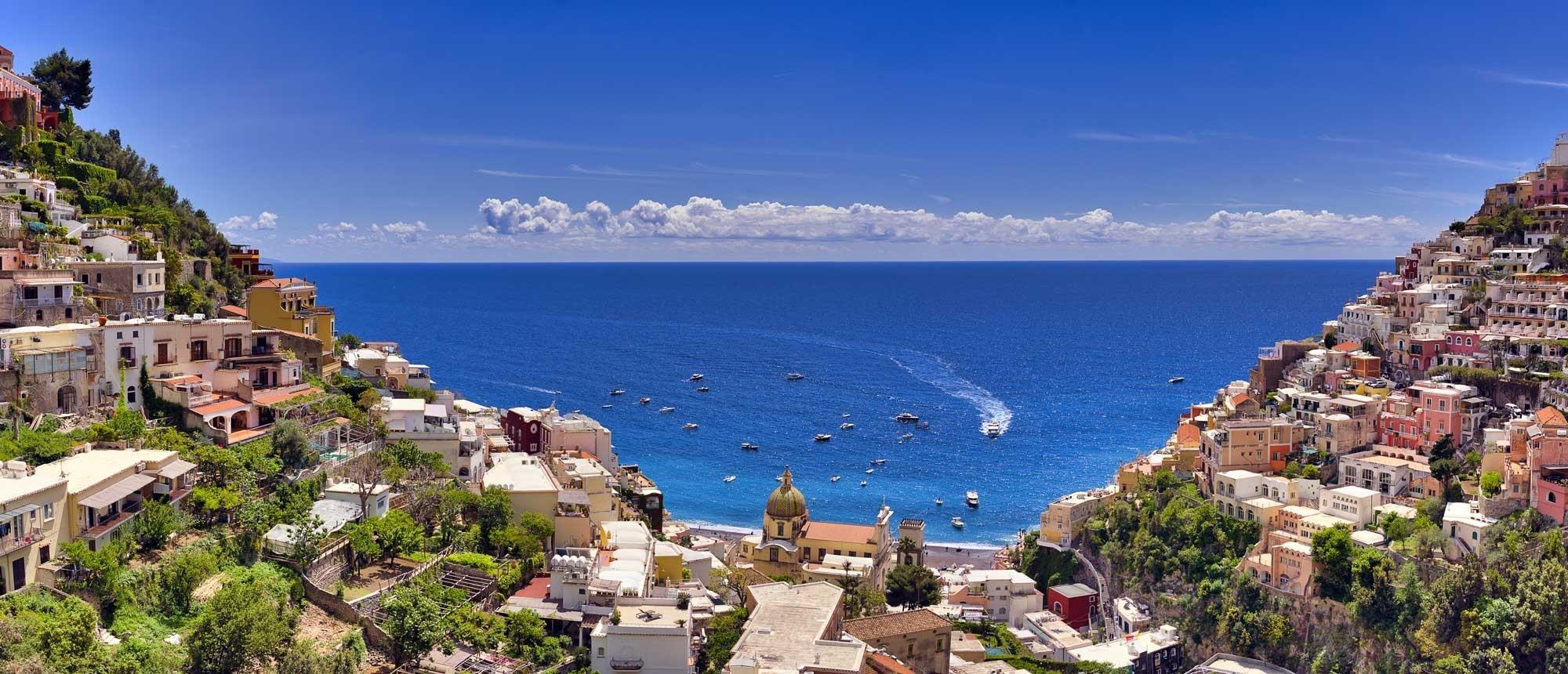 Luxury Car Rental in Amalfi Coast