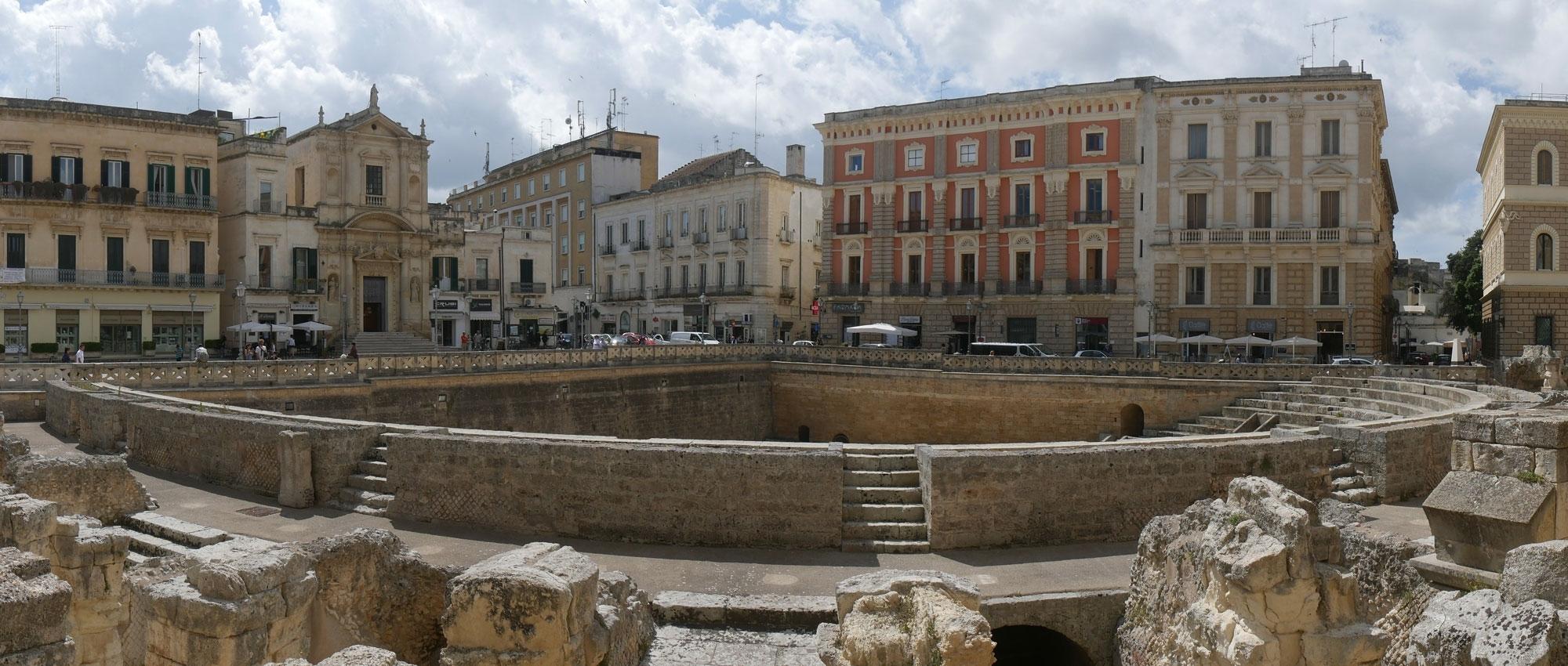 Luxury Car Hire Lecce