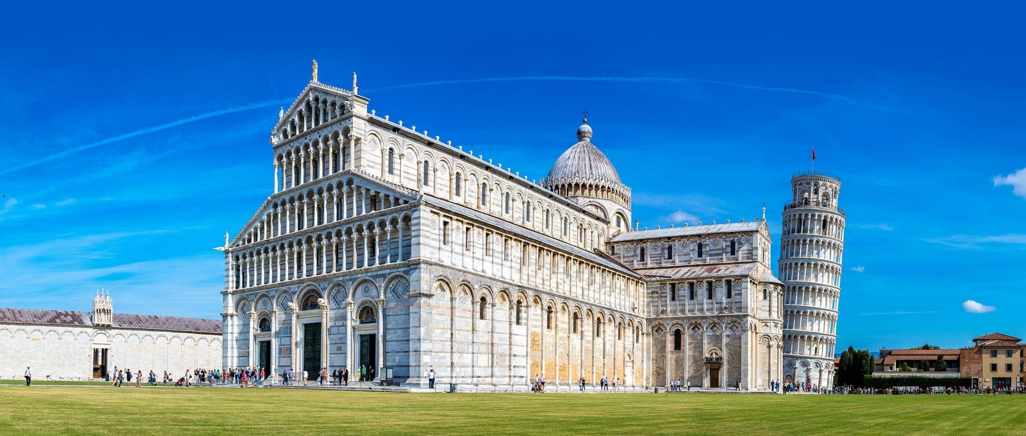 Luxury Car Hire Pisa Airport