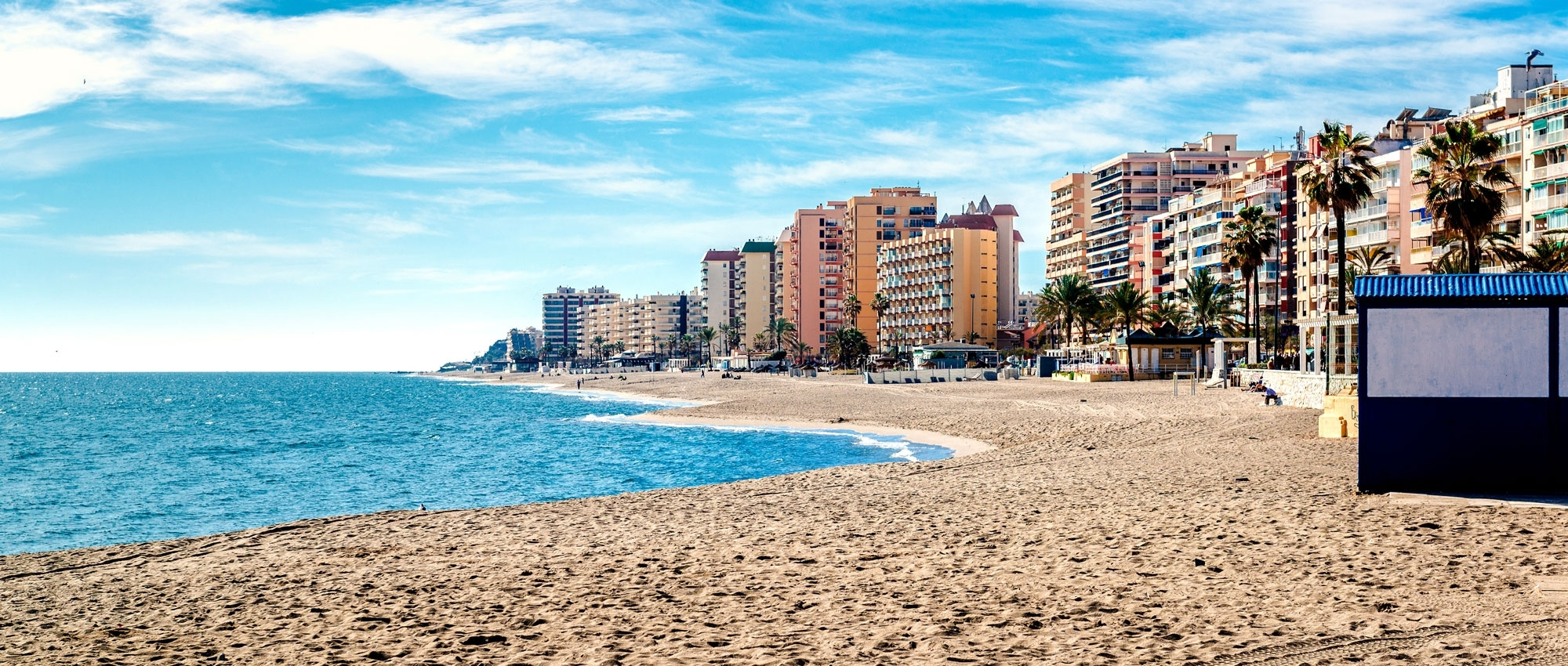 Rent a Convertible in Fuengirola