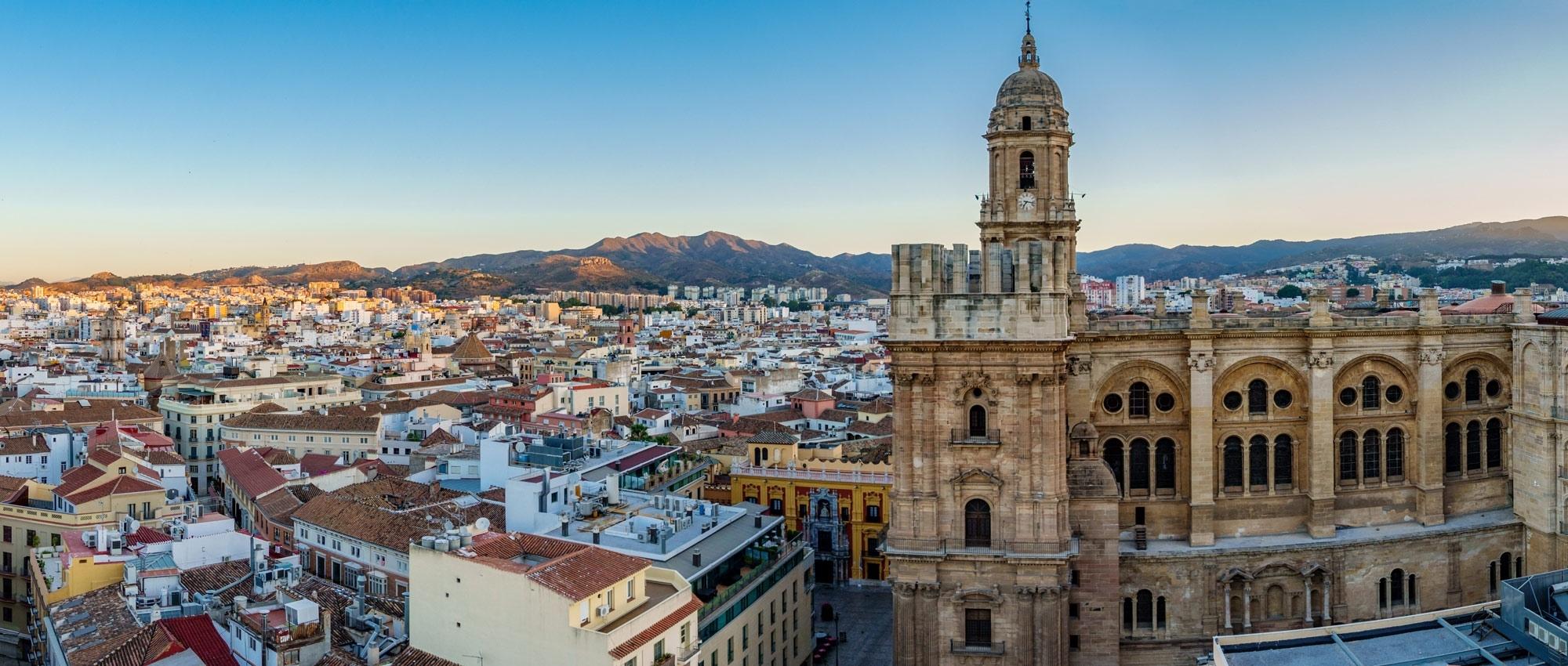 Rent a Convertible in Malaga