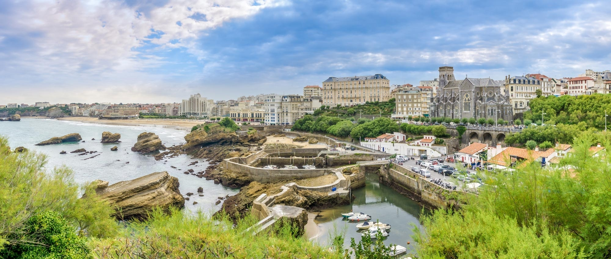 Jeep hire in Biarritz