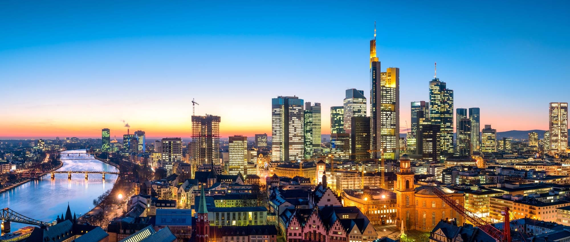 Noleggiare auto di lusso Francoforte