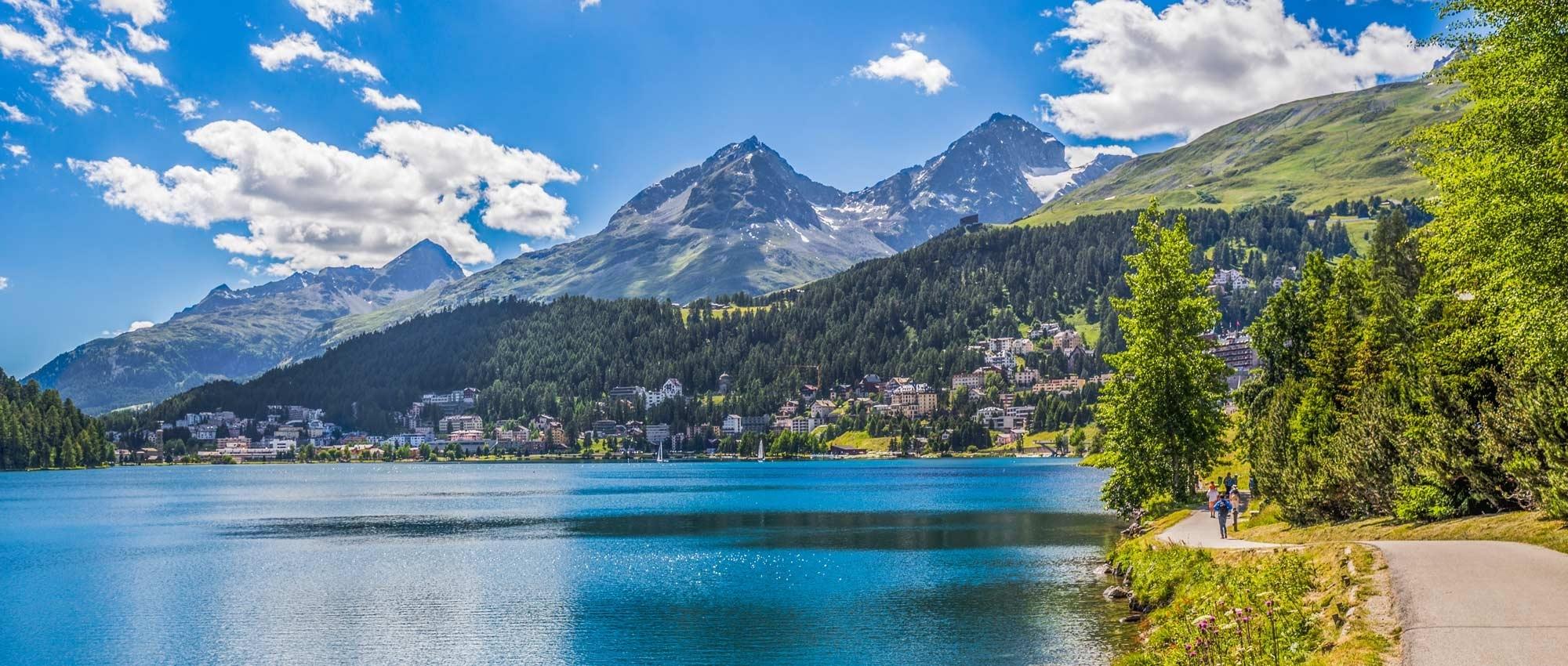 Noleggio Lancia a St Moritz