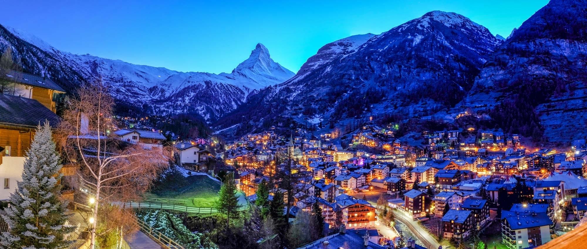 Noleggio Bentley a Zermatt