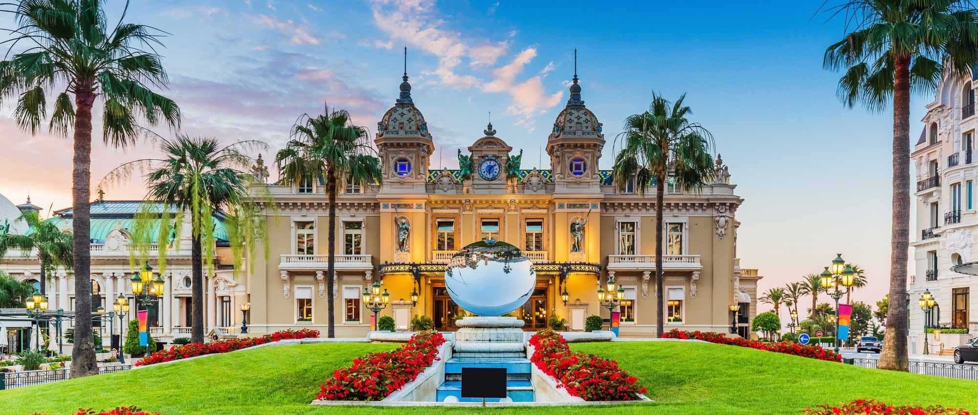 Noleggio Bentley a Monte Carlo